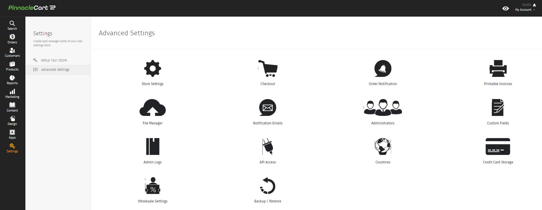 KB | Pinnacle Cart Knowledge Base