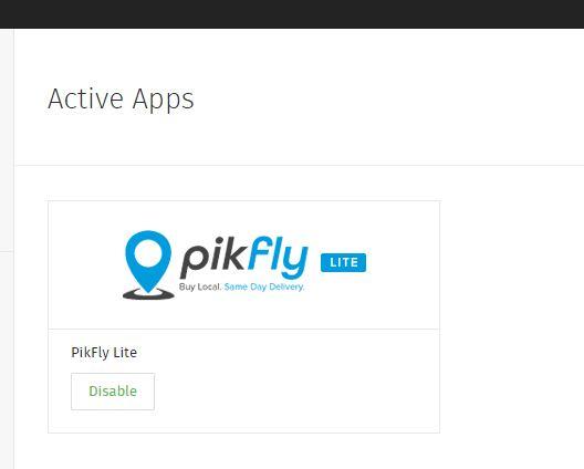 Pikfly logo
